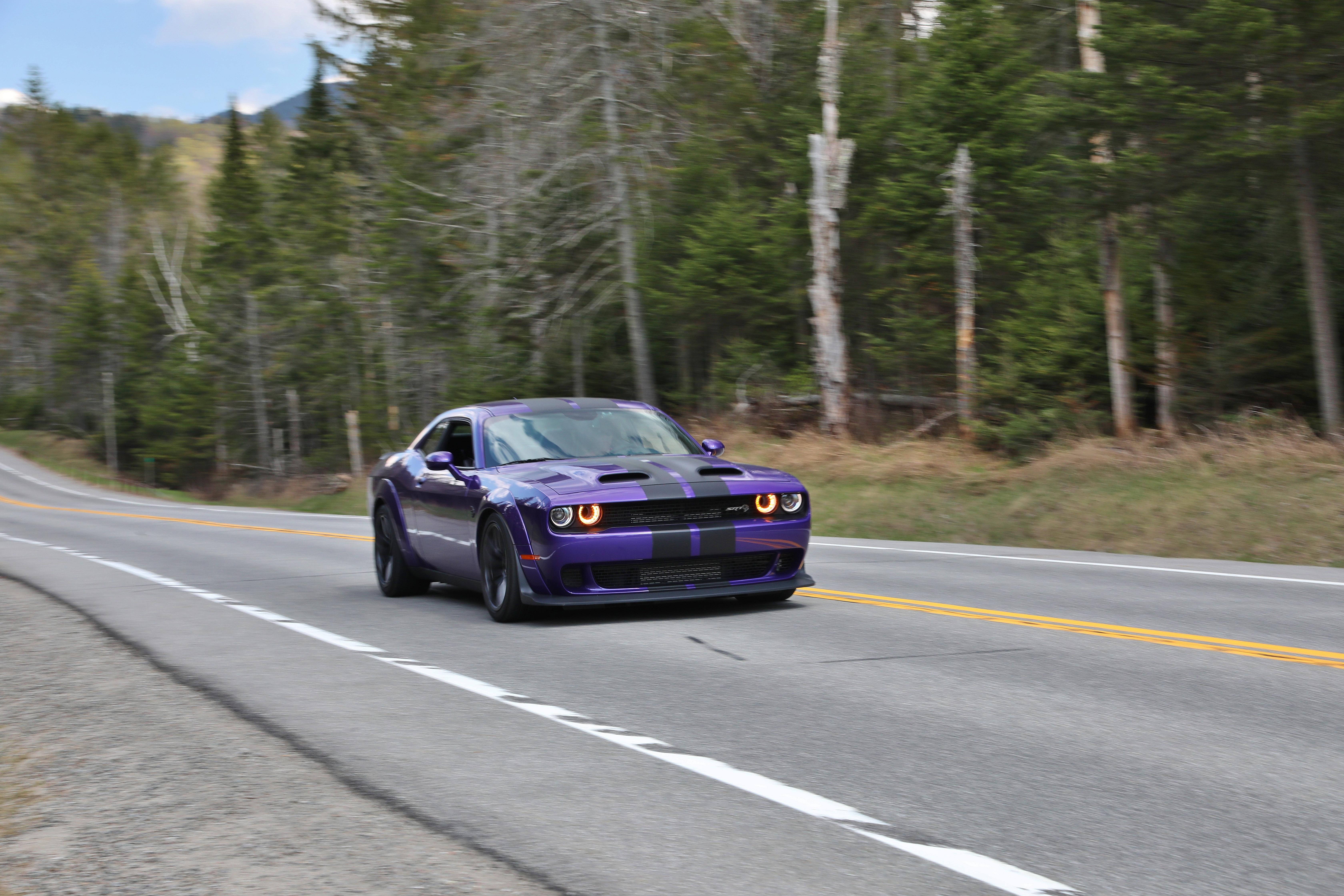 In The Wild 2019 Dodge Challenger Hellcat Redeye Limited Slip Blog