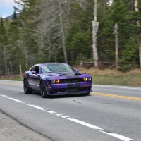 In the Wild: Dodge Challenger Hellcat Redeye