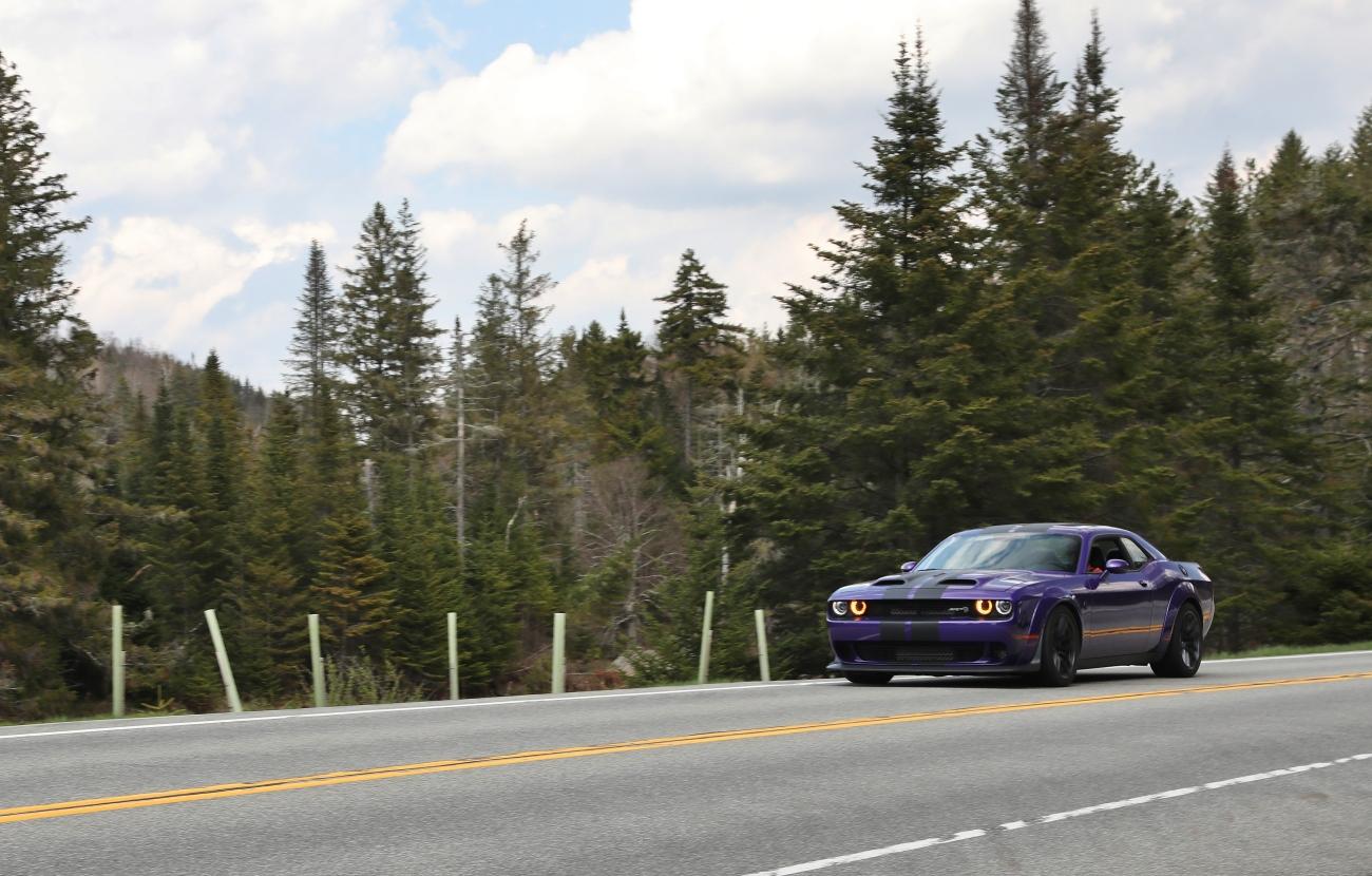 2019 Dodge Challenger Hellcat Redeye 15