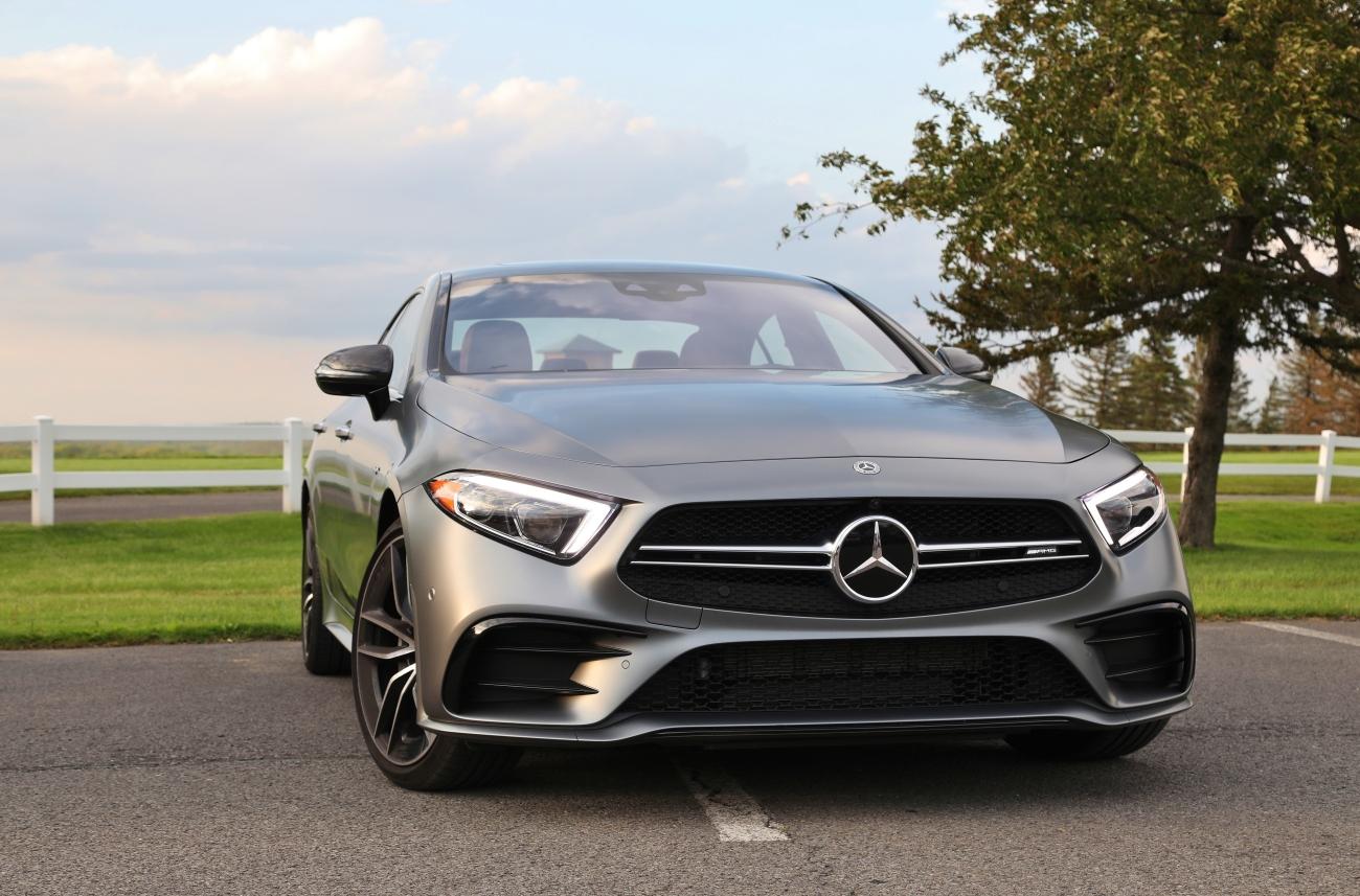 2019 Mercedes CLS53 AMG 1