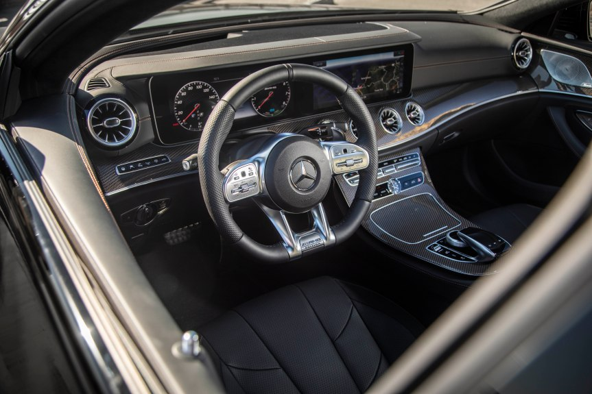 2019 Mercedes CLS53 AMG 11