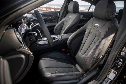 2019 Mercedes CLS53 AMG 12