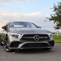 Designer: 2019 Mercedes AMG CLS 53