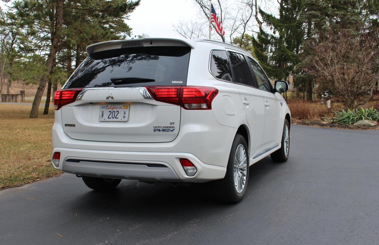 2019 Mitsubishi Outlander PHEV 6