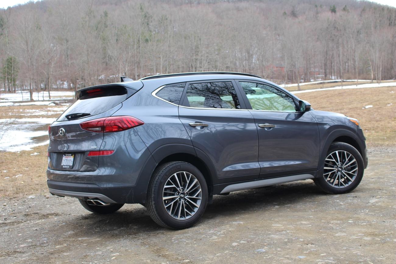 2019 Hyundai Tuscon 4