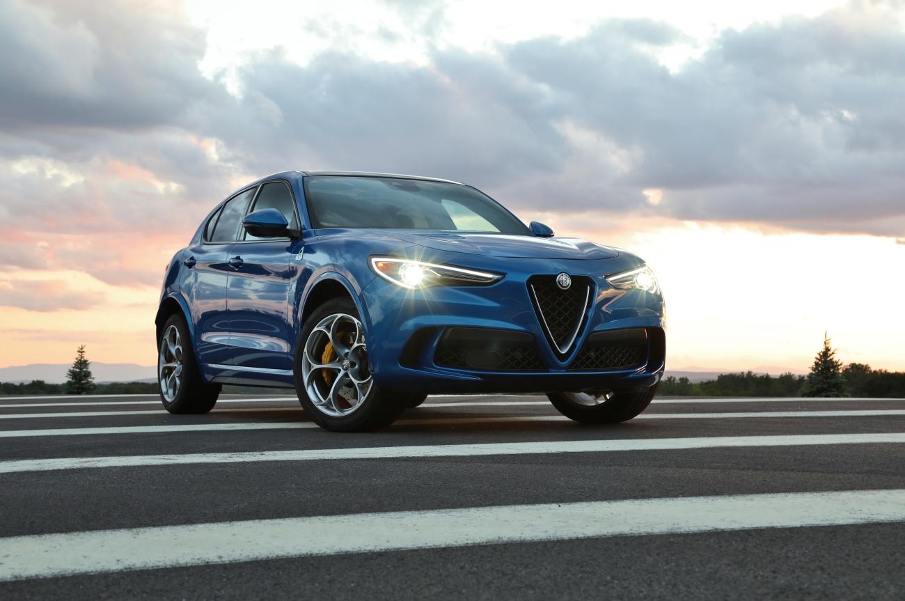 2019 Alfa Romeo Stelvio QF 6