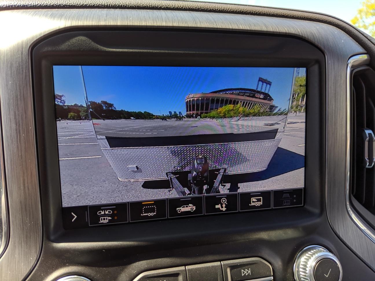 2020 GMC Sierra Denali HD Trailering 3