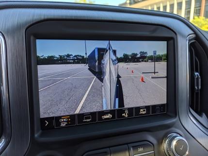 2020 GMC Sierra Denali HD Trailering 4