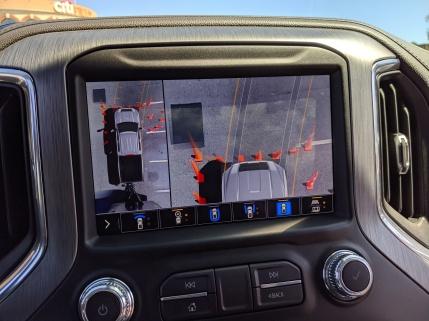 2020 GMC Sierra Denali HD Trailering 5