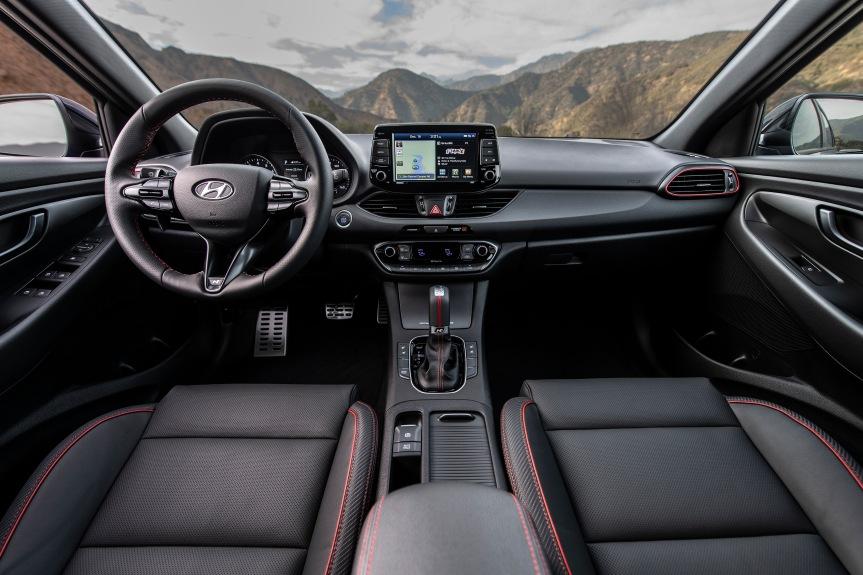 2019 Hyundai Elantra GT N Line 9