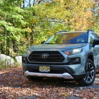 Toughen Up: 2019 Toyota RAV4 Adventure