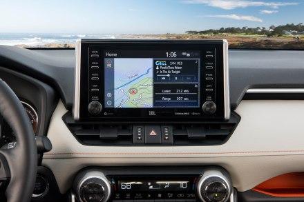 2019 Toyota RAV4 Adventure 9
