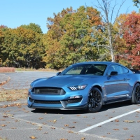 Rearview: 2019 Ford Mustang Shelby GT350