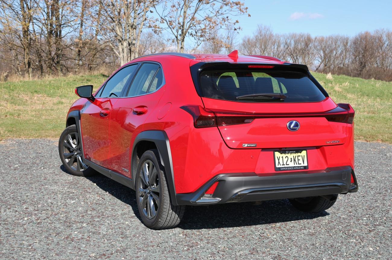 2019 Lexus UX250h FSport 5