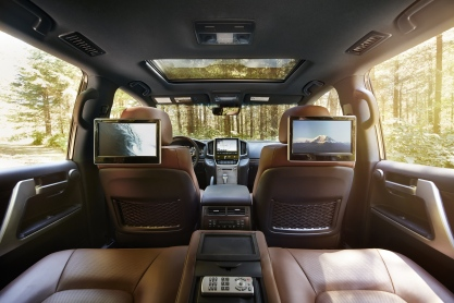 2019 Toyota Land Cruiser 12