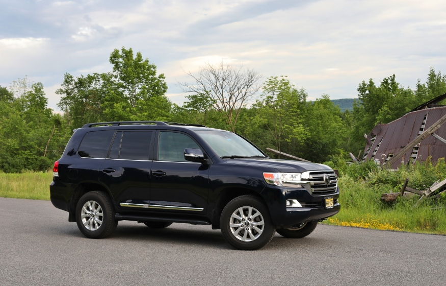 2019 Toyota Land Cruiser 5