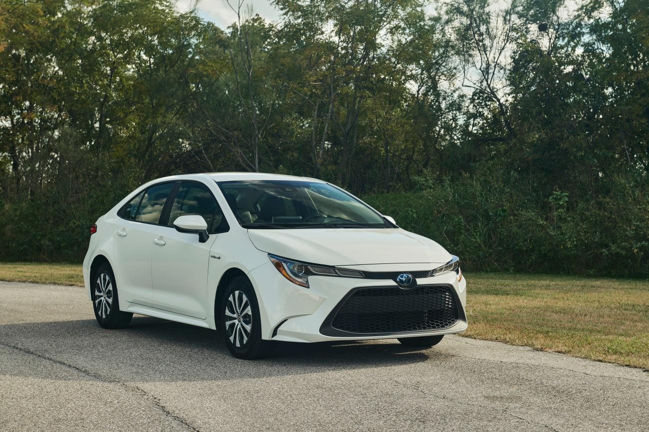 2020 Corolla Hybrid LE 1