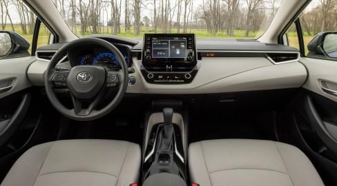 2020 Corolla Hybrid LE 5