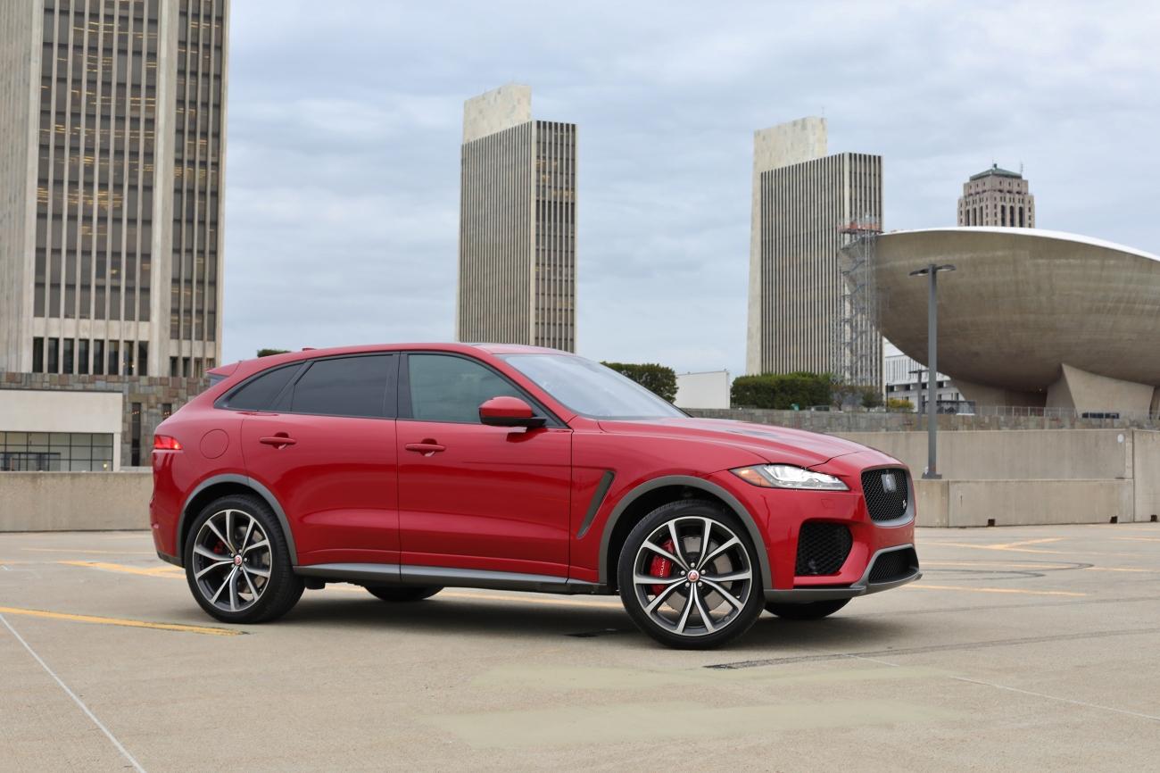 2019 Jaguar FPace SVR 5
