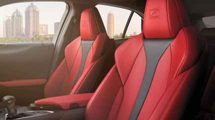 2019 Lexus UX250h FSport 10