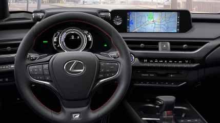 2019 Lexus UX250h FSport 8