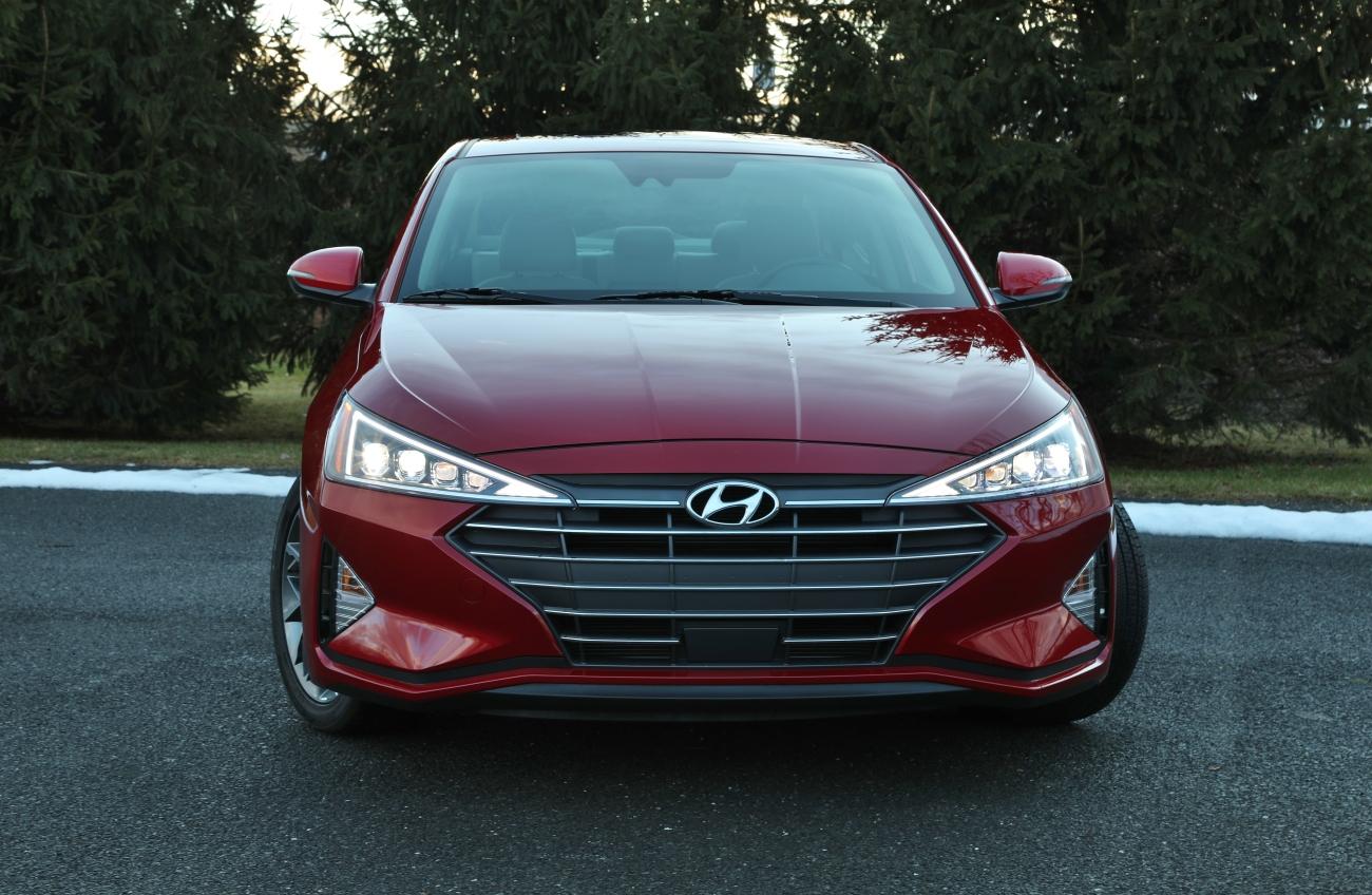 2020 Hyundai Elantra 3