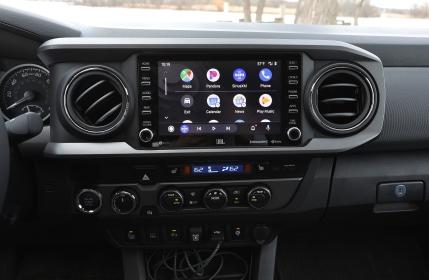 2020 Toyota Tacoma TRD Off-Road 10