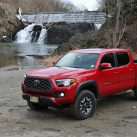 Quick Spin: 2020 Toyota Tacoma