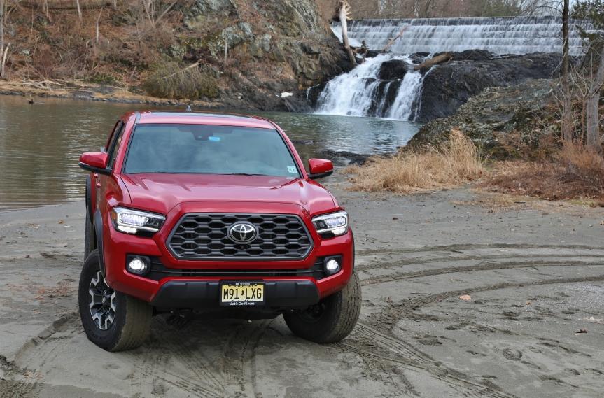 2020 Toyota Tacoma TRD Off-Road 5