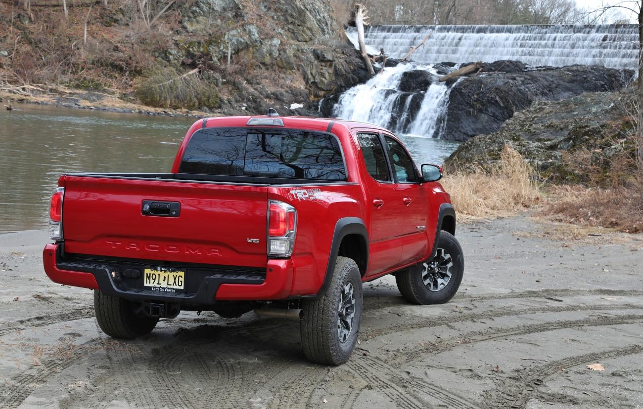 2020 Toyota Tacoma TRD Off-Road 6