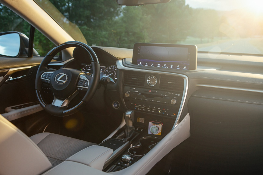 2020 Lexus RX350L 10