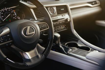 2020 Lexus RX350L 11