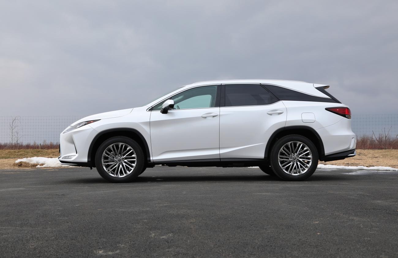 2020 Lexus RX350L 4