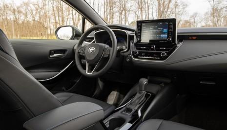 2020 Toyota Corolla XSE 8