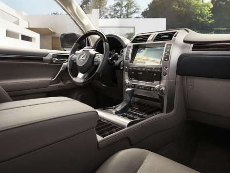 2020 Lexus GX460 8