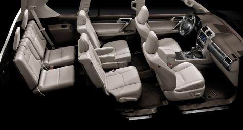 2020 Lexus GX460 9