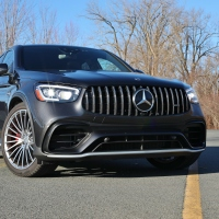 Brute: 2020 Mercedes-AMG GLC63 S Coupe