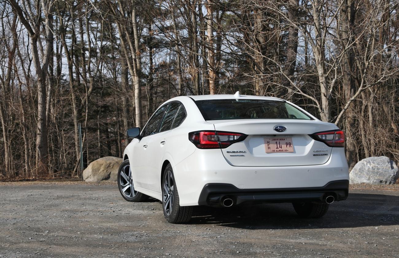 2020 Subaru Legacy XT 7
