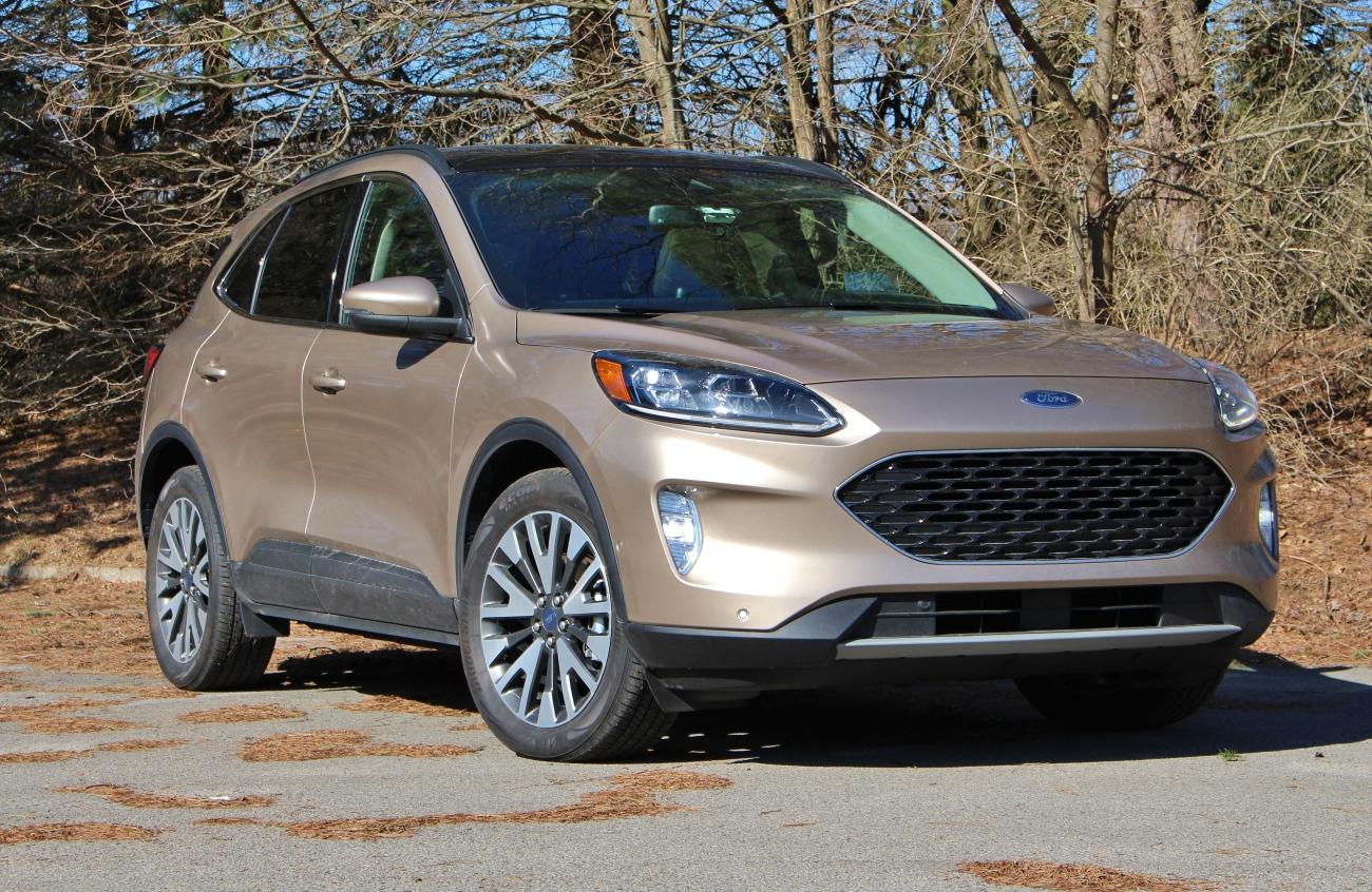 2020 Ford Escape Hybrid 4