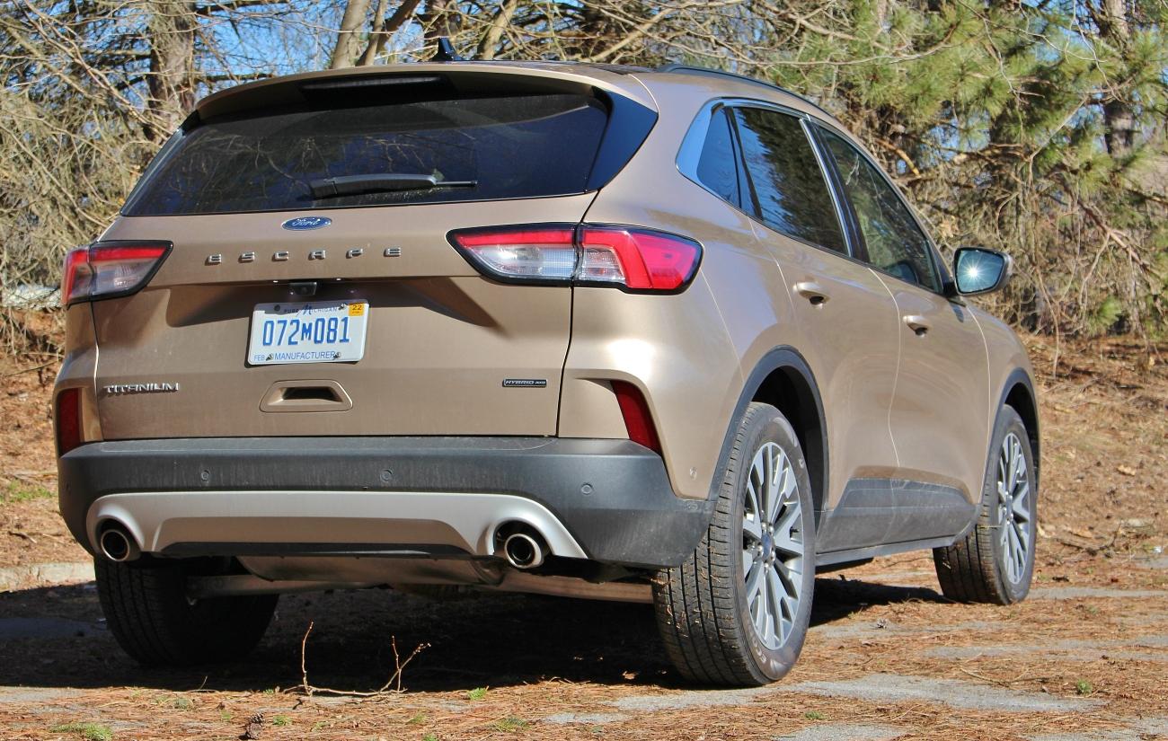 2020 Ford Escape Hybrid 6