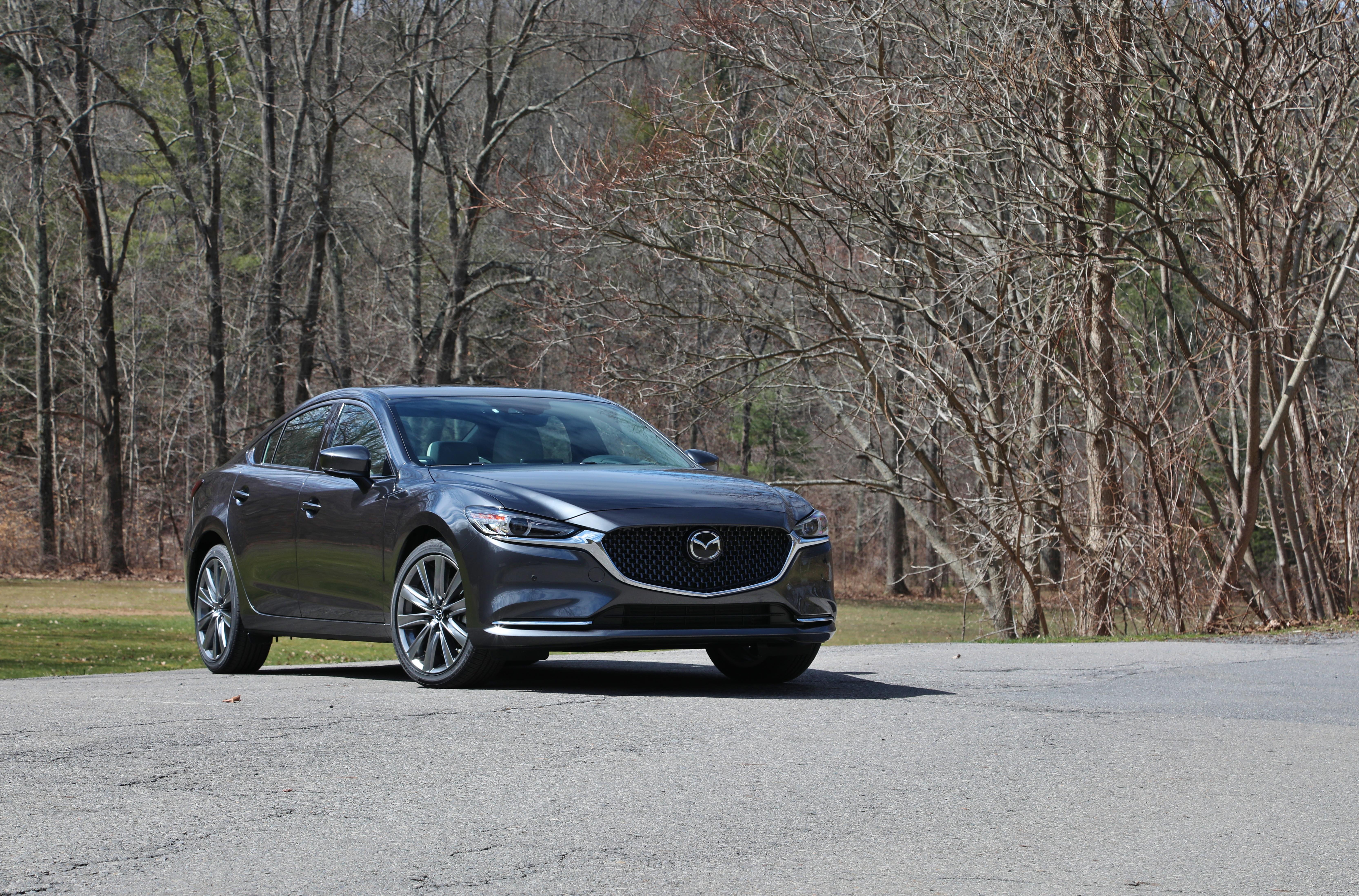 2020 Mazda 6 4