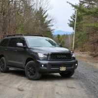 Quick Spin: 2020 Toyota Sequoia TRD Pro