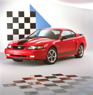 2003 Ford Mustang Mach 1 coupe neg CN336001-058