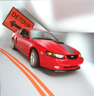 2003 Ford Mustang Mach 1 coupe neg CN336001-060