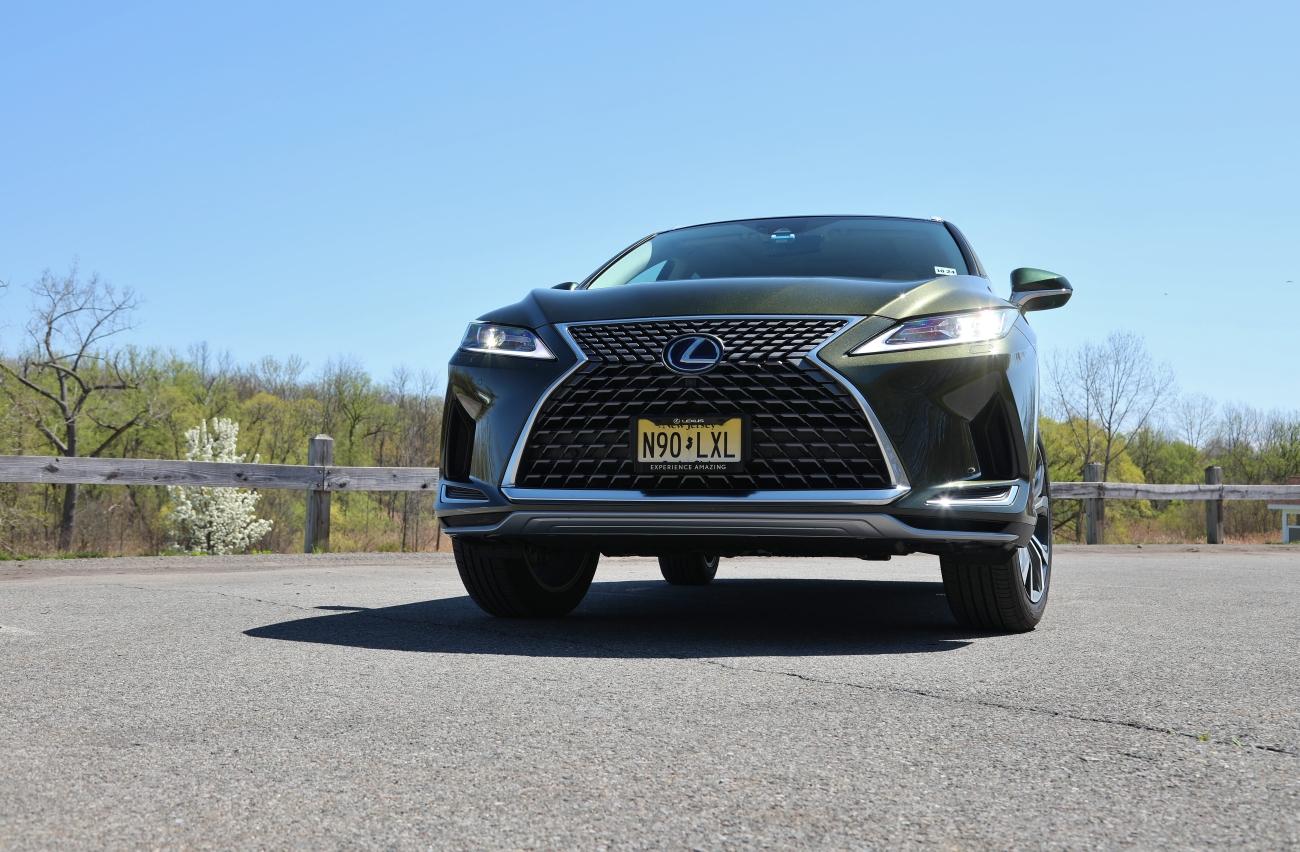 2020 Lexus RX450h 3