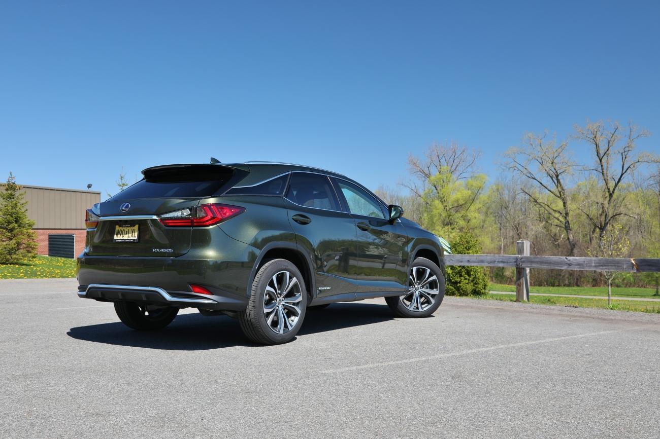 2020 Lexus RX450h 6