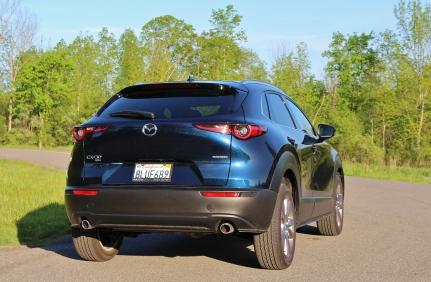 2020 Mazda CX-30 7