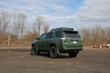 2020 Toyota 4Runner TRD Pro 19