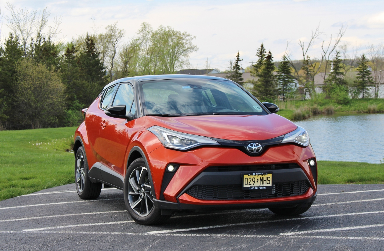 2020 Toyota C-HR 5