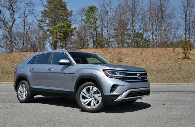 2020 VW Atlas Cross Sport 2